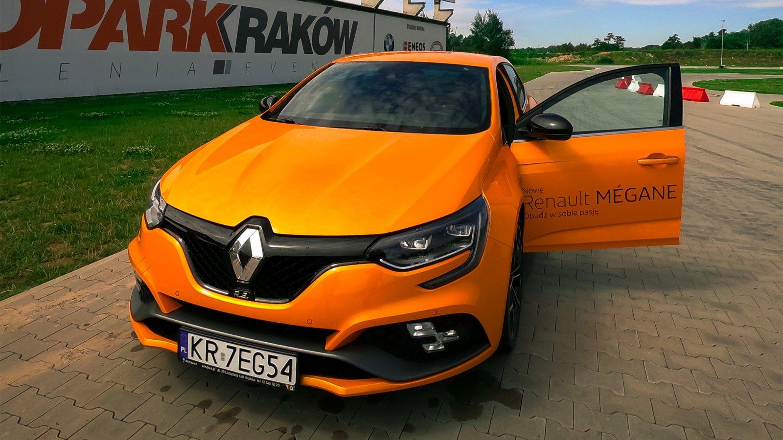 Test samochodu Renault Megane R.S.