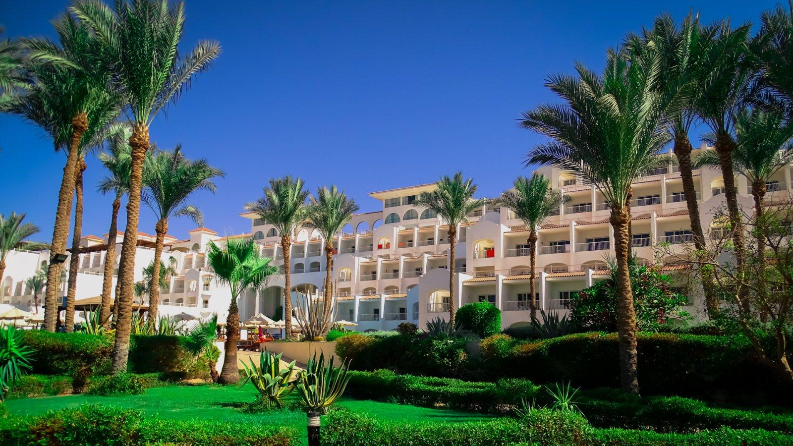 Siva Sharm Resort & Spa cz.2