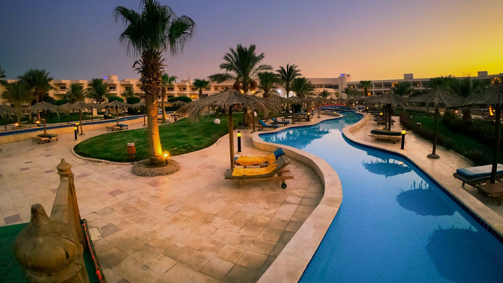 Hurghada i Al-Dżuna