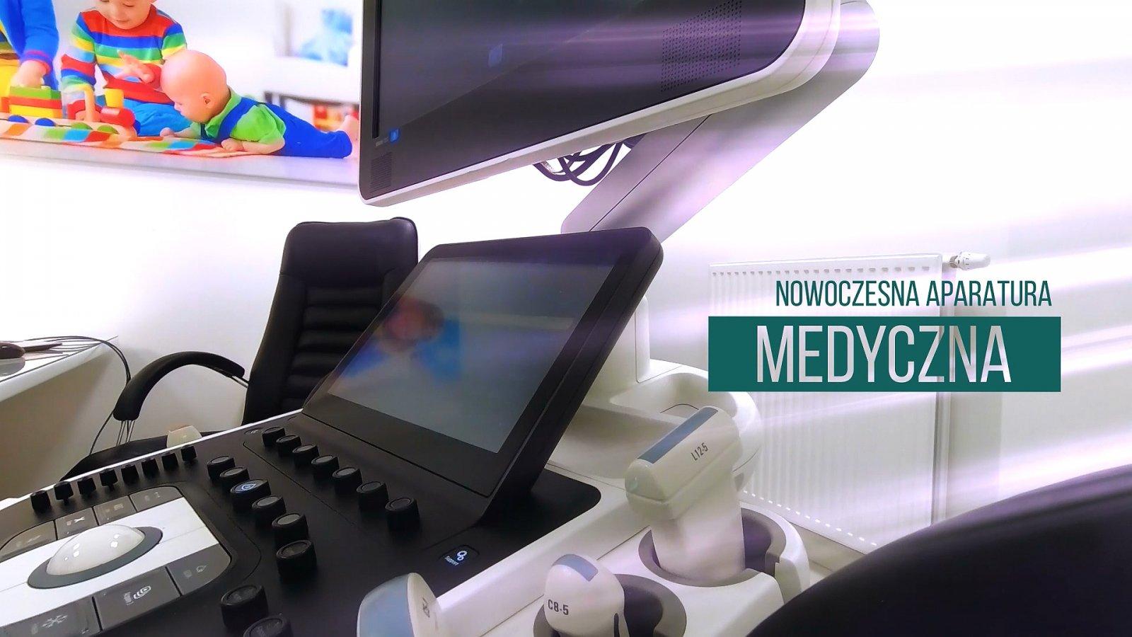 Nasz film prezentujący Gabinety Lekarskie TopMedyk