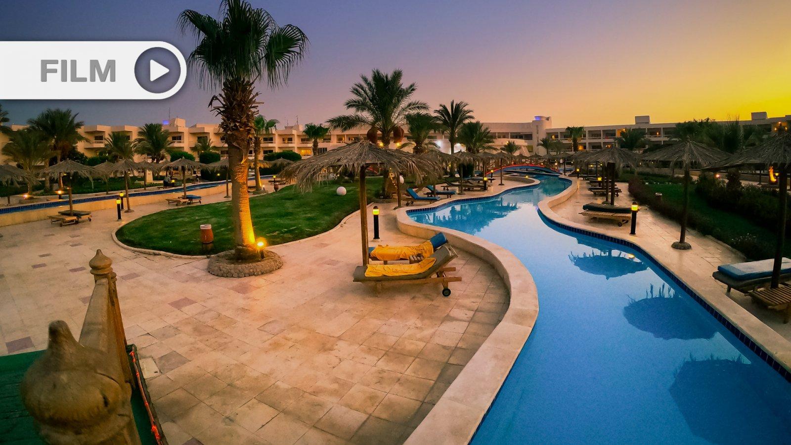 Hurghada i Al-Dżuna cz.1