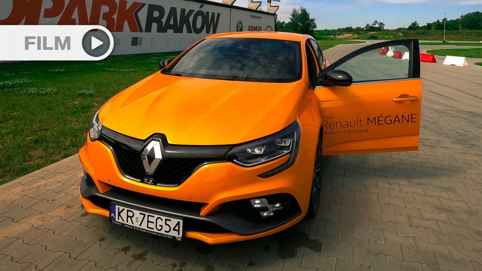 Test Renault Megane R.S.